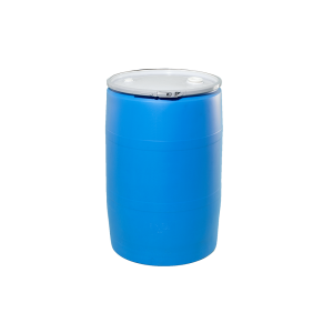 55 Gallon Blue Openhead Plastic Drum