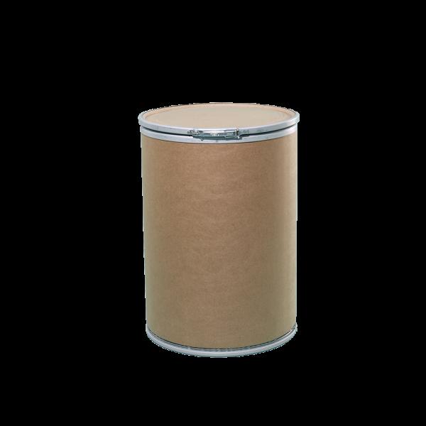 30 Gallon Openhead Dry Fiber Drum w/Fiber Cover