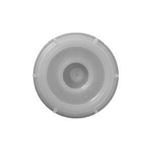 FS-70 70MM Plastic Screw Cap w/Zitex Vent