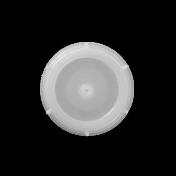 FS-80 70MM Plastic Screw Cap w/Zitex Vent