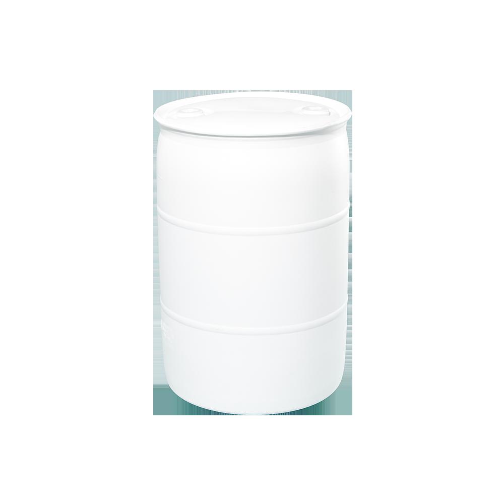55 Gallon White Head Plastic Drum Illing Company