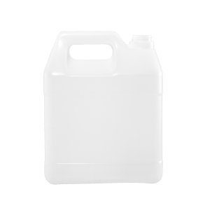 1.5 Gallon Natural HDPE F-Style Container, 38-400