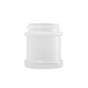 1 oz. Natural PP Plastic Spice Jar, 43-400
