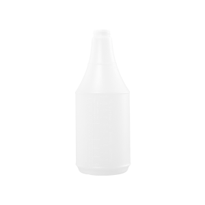 24 oz. Natural HDPE Plastic Sprayer Bottle, 28-400