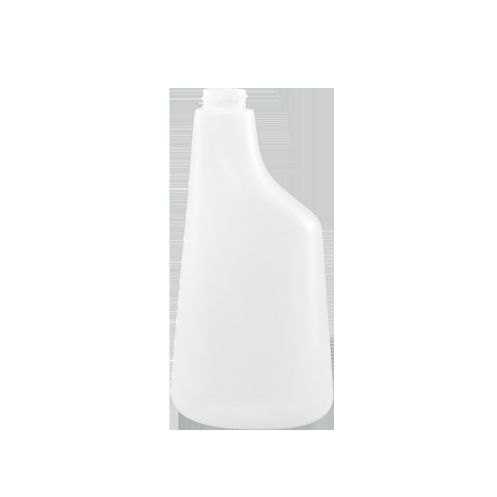 22 oz. Natural HDPE Plastic Sprayer Bottle, 28-400