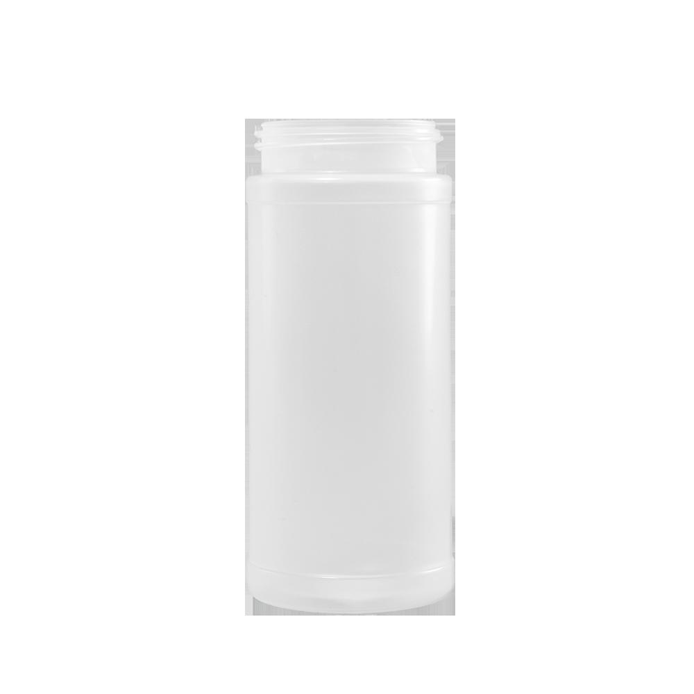 16 oz. Natural PP Plastic Spice Jar, 63-485