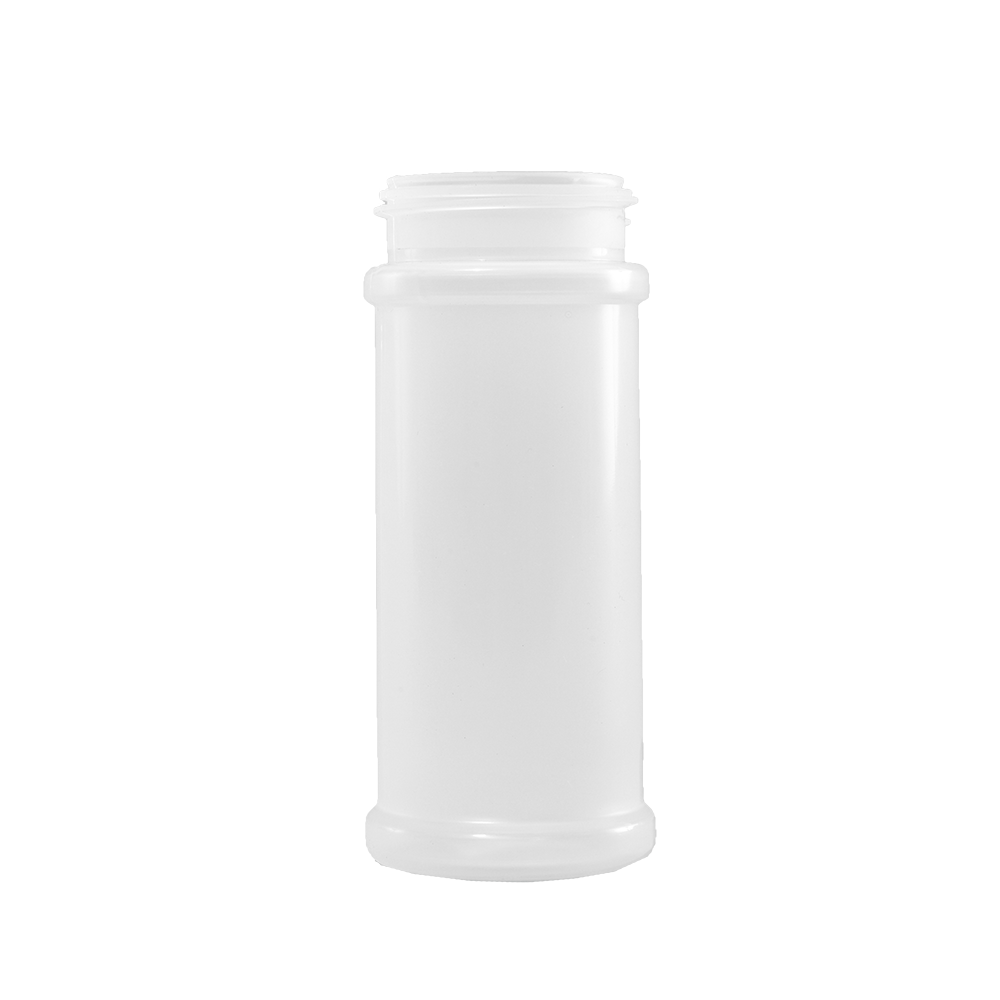 8.4 oz. Natural PP Plastic Spice Jar, 53-485