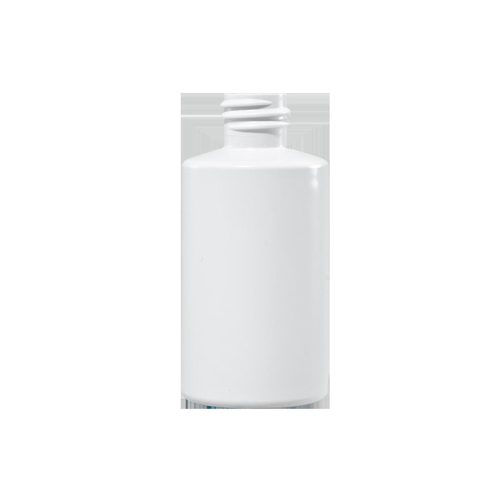 18ml White BAREX Plastic Cylinder Bottle, 13-415