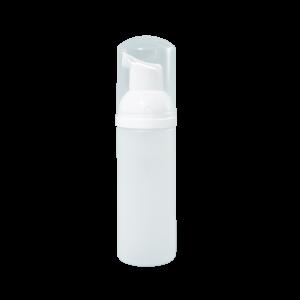 75ml Natural Plastic Lotion Pump