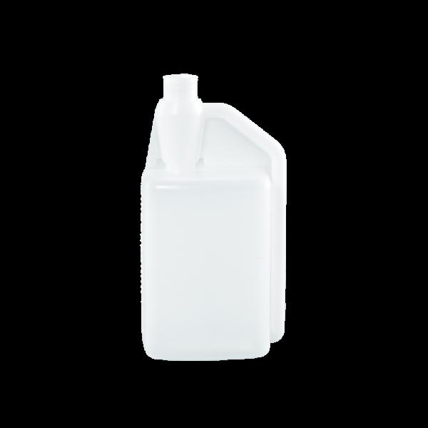 32 oz Natural HDPE Plastic Bettix Single Neck Bottle