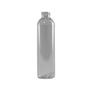 12 oz Clear PET Plastic Bullet Bottle, 24-410