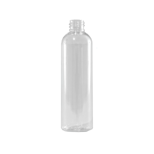 4 oz Clear PET Plastic Bullet Bottle, 24-410