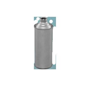 3 5 5 Gallon Black 24 Gauge Rfi Cover W Clear Lining