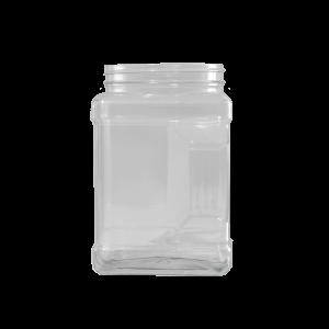32 oz. Clear PET Plastic Spice Jar, 63-485