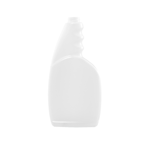 24 oz. Natural HDPE Plastic Pistol Grip Trigger Sprayer Bottle, 28-400