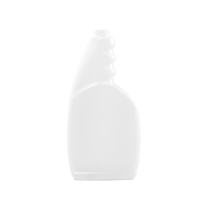 22 oz. Natural HDPE Plastic Pistol Grip Trigger Sprayer Bottle, 28-400