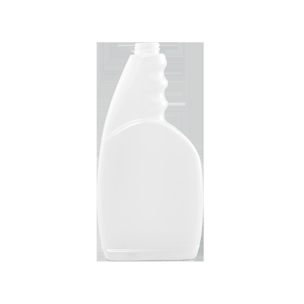 22 oz. Natural HDPE Plastic Pistol Grip Trigger Sprayer Bottle, 28-400