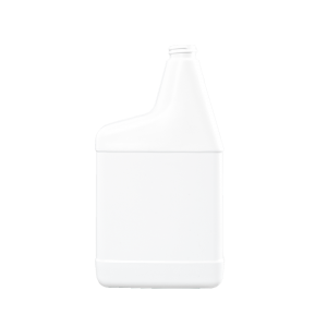 32 oz. White HDPE Plastic RTU Sprayer Bottle, 28-400
