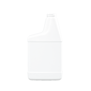 22-24 oz. White HDPE Plastic RTU Sprayer Bottle, 28-400