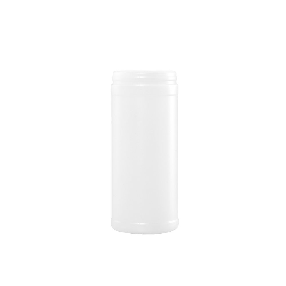 32 oz Natural HDPE Plastic Wide Mouth Container, 81mm