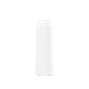 25 oz White HDPE Plastic Wide Mouth Container, 63mm