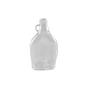 12 oz Flint Handled Syrup Bottle, 28mm TE Finish