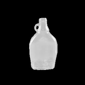 12 oz Flint Handled Syrup Bottle, 28mm TE Finish