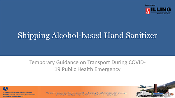 Shipping Alcohol-based Hand Sanitizer_FINAL_PDF_Cover