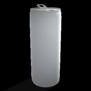 12 Oz Aluminum Slick Can